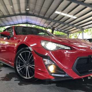 UNREGISTERED - Toyota FT86 2.0 (A) - Year 2013 - TRD Full Spec