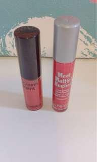 Travel-Sized Lip Cream Paint