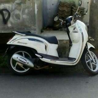 Honda scopy