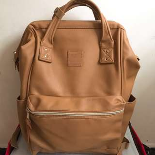 Anello backpack (camel)