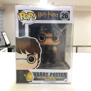 Funko Pop - Harry Potter No. 26 (With Egg)