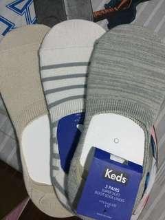 Keds socks (Price negotiable)