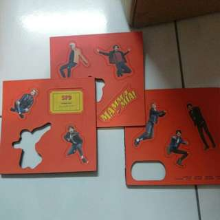 [READYSTOCK] SF9 MAMMA MIA! OFFICIAL MERCHANDISE - MAGNET