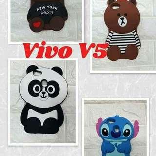 Vivo V5 Rubber Case