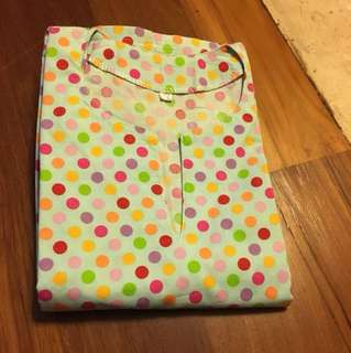 Baju kurung cotton2yrs