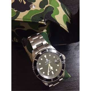 A BATHING APE watch