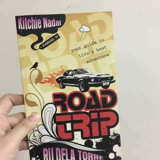 Book: Road Trip by Ru dela Torre