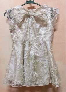 """""""Anotah"""" elegant dress/gown from saudi"""