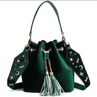VELVET WOMEN SLING BAG