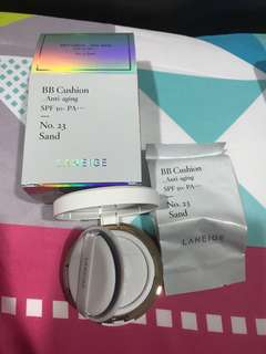 Laniege anti aging bb cushion #23