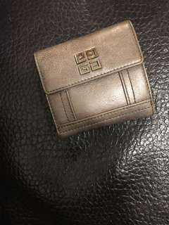 Givenchy wallet vintage