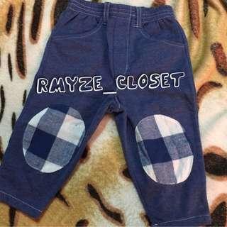 Cotton flannel pants
