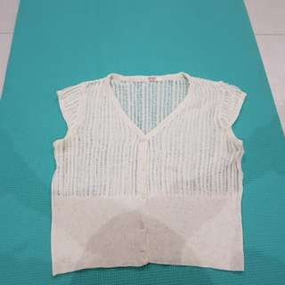 Crop top knitted