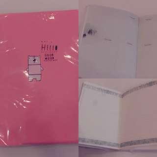 Hello Good Mood Notebook