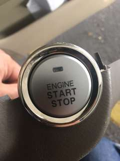 SPY push button alarm