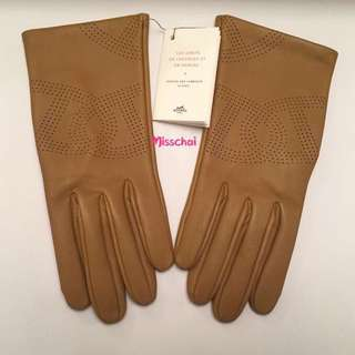 Hermes Leather Gloves 真皮手套