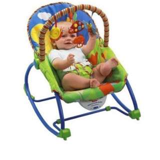 Fisher Price Infant to toddler Rocking Chair Hammock