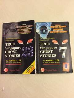 True Singapore Ghost Stories OFFER