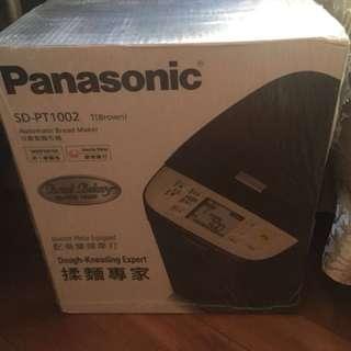 全新 Panasonic自動製麵包機 型號:SD-PT1002