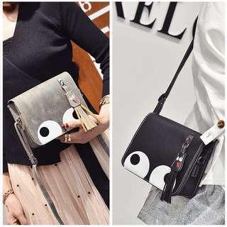 Eye Sling Bag 💓 Ready Stock