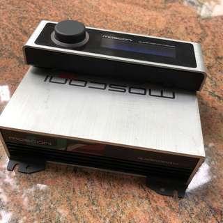 Mosconi amp RCD remote D2 100.4 dsp