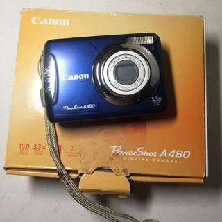 Canon Powershot A480 Digicam