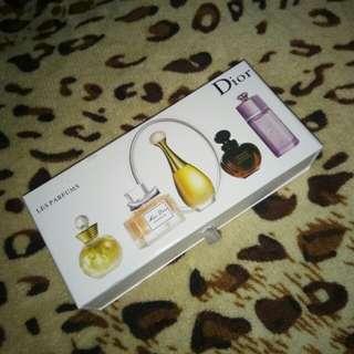 Dior Mini Perfume