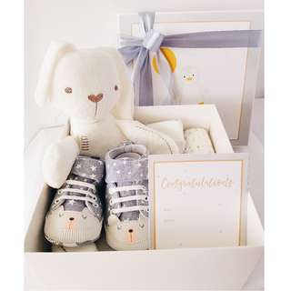 Bunny Gender Neutral Gift Box