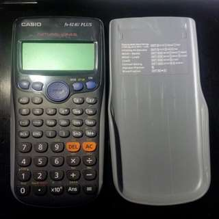 Casino calculator fx-82AU plus | RRP$28