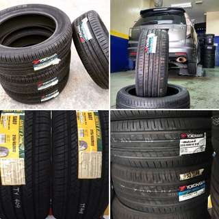 New Tyre Promotion
