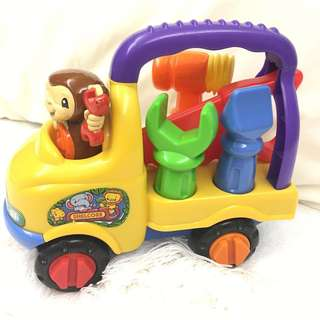 Shelcore Little Fix It tool truck