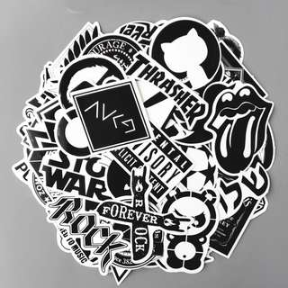 [PO] Laptop/Luggage/Phone Stickers