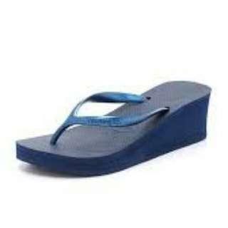 Havianas High Fashion Slippers