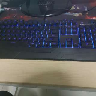 CMSTORM Gaming Keyboard and Mouse for sale