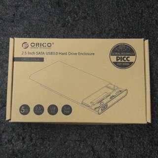 ORICO Brand 2.5 Inch USB3.0 Hard Drive Enclosure