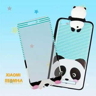 Panda manjat plus tempered glass xiaomi redmi 4a