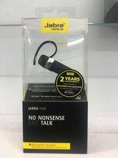 JABRA talk Bluetooth headset