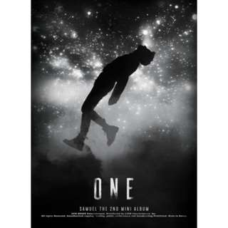 Samuel 2nd Mini Album - One