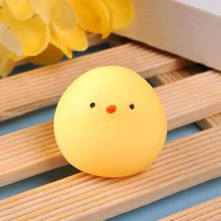 [Out of Stock] Squishy Impor || Anak Ayam