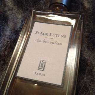 Decant: Ambre Sultan by Serge Lutens