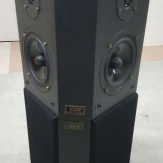 VAV AUDIO ENERYGY SPEAKER MODEL PVO.102