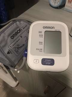 Omron Blood Pressure Monitor (HEM-7121)