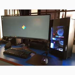 Custom gaming pc gtx 1060 editing workstation gtx 1050 ti 1070 1080