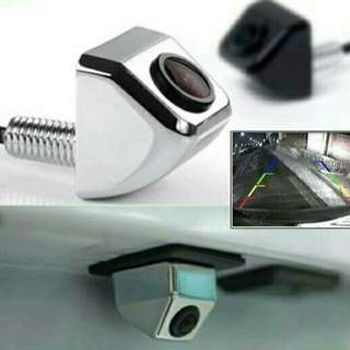 Car Rear View 170° Front Back Night Vission Cam Reverse Parking Camera