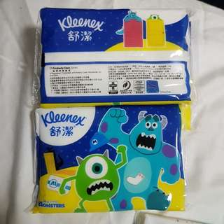 Kleenex Cute 2-ply pocket tissues