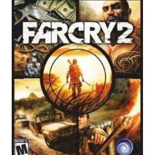 Far Cry 2 [GAME PC LAPTOP]