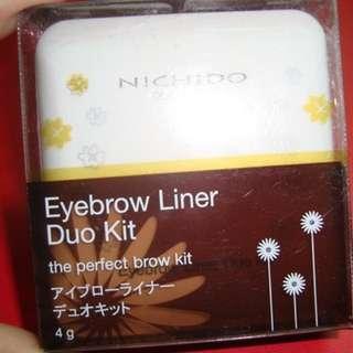 Nichido Eyebrow Liner Duo Kit