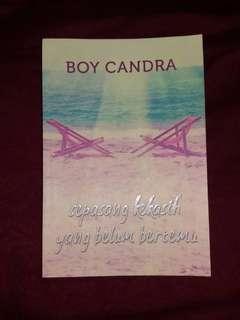 sepasang kekasih yang belum bertemu - Boy Candra