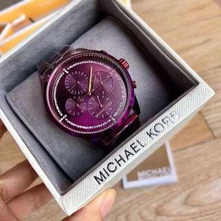 Authentic! Mk6523 Michael Kors Watch !手錶