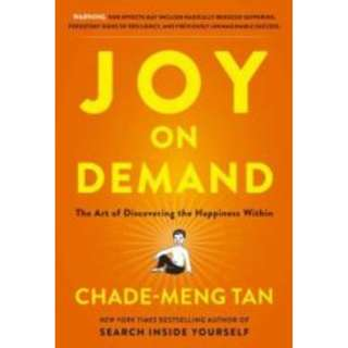 Chade-Meng Tan - Joy on Demand : The Art of Discovering the Happiness within - Paperback